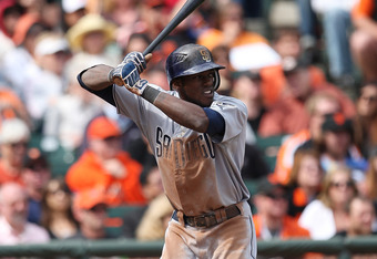Cameron Maybin is a part of the Padres move to speed and defense.