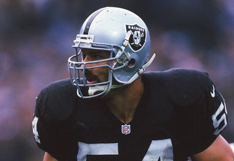 Greg Biekert, who is now the Raiders' linebackers coach, was an integral part of the Raiders' defense in the 1990s. His intelligence on the field is something the Raiders have missed for years since his departure.