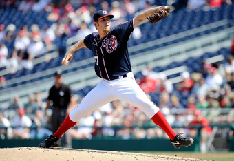Stephen Strasburg is among many young players who can help the Nationals win in the future.