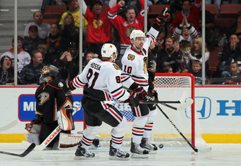Together, Hossa and Sharp should provide a lot of offense for the Hawks