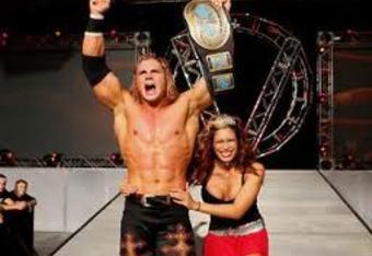 Johnny Nitro as Intercontinental Champion