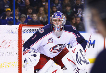 Steve Mason will need to return to his Calder Trophy winning performance if the Jackets are to be serious contenders.