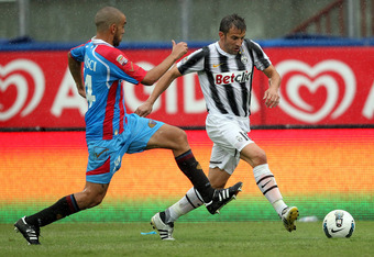Yes, I too noticed that Del Piero seems to be balding.
