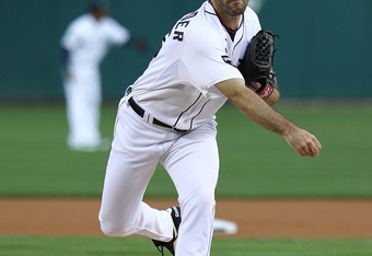 """I'm not sold on Verlander (career post-season record (1-2) whose year seemed """"too easy"""" and is bound for a letdown"""