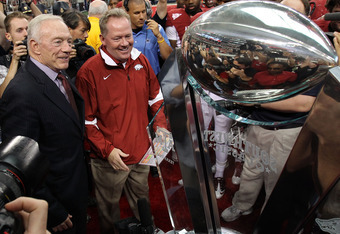 "Not ""the"" trophy Petrino wants but he took another step towards the Crystal Trophy."