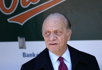 Despite being one of baseball's richest owners, Peter Angelos is notoriously stingy when it comes to providing his team with top-notch talent.
