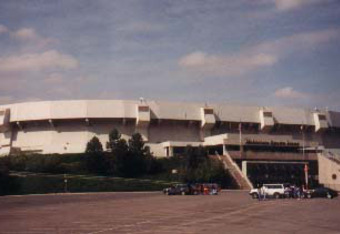 McNichols Sports Arena...the original home of the Nuggets.