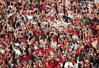 Gamecock fans want a SEC title.