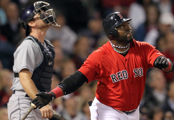 The Red Sox looked comfortable nine games ahead of the Rays at the beginning of September