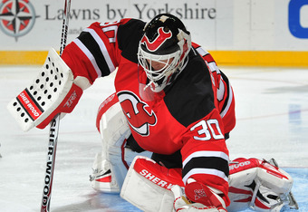 Martin Brodeur will need to return to form if New Jersey hopes to make the playoffs.