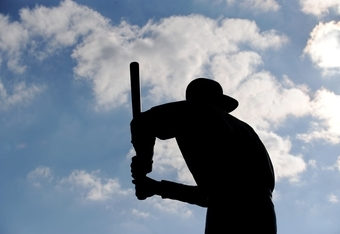 If Pujols stays he will have his own statue in front of Busch Stadium.
