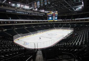 Winnipeg's MTS Centre might just be half full of Habs fans.