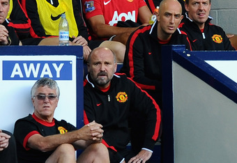Rio Ferdinand has found himself on the bench recently