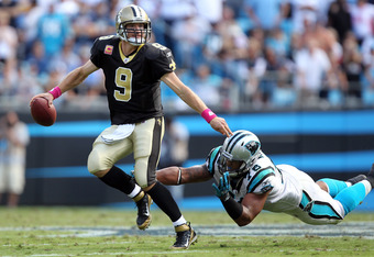 Brees and The Saints (4-1) will beat The Bucs in Week 6