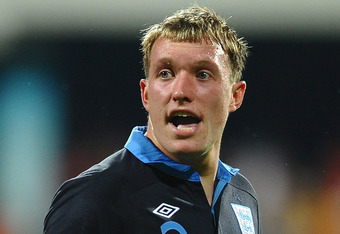 Ferdinands place is under threat at club and international level, thanks to the emergence of young talent like Phil Jones
