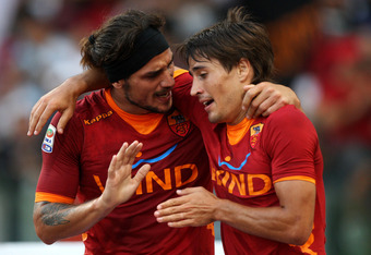 Can the new signings make an impact in the Rome derby?