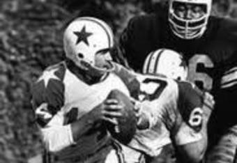 Cowboys QB Eddie LeBaron