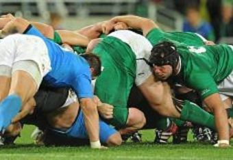 Ireland's scrum has improved immensely - just don't make it the focal point like Italy do.
