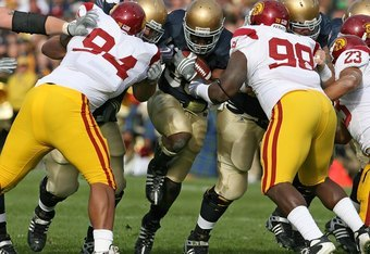 USC must play aggressive defense against Notre Dame