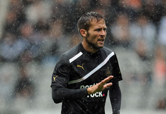 New Midfield Maestro Yohan Cabaye