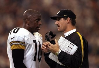 Cowher's career achievements speak for themselves.