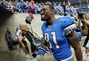 Calvin Johnson and the Lions will rebound against the Falcons