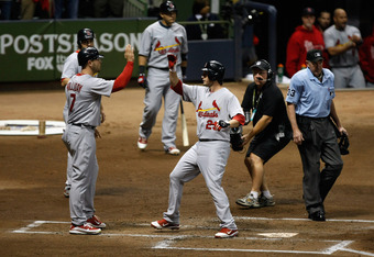 Is David Freese going to be a big star?