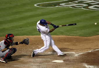 Beltre's glove, and bat, are huge keys for the Rangers' continued success.