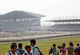 Buddh International Circuit: Another new circuit.