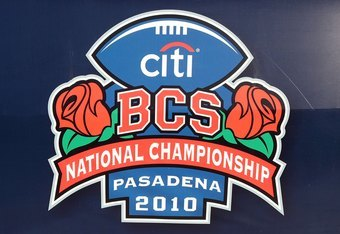 Conference alignment, it's all about the BCS.