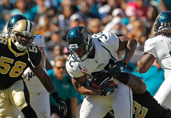 Jaguars RB Maurice Jones-Drew
