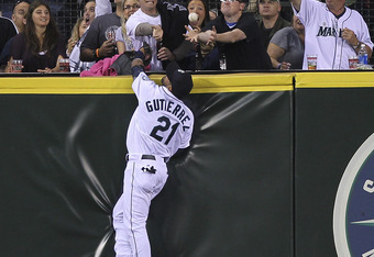 Guitirrez needs to return to form for the Mariners to be good.