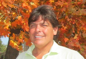 Reistetter is all smiles golfing at Golden Horseshoe and enjoying the autumn season.