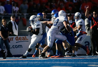 Two former WAC teams (Air Force, Boise State) who may be on the move again