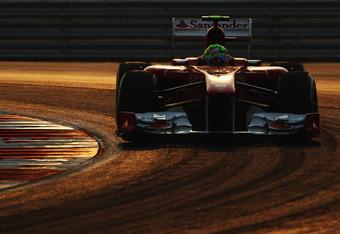 Will Ferrari drive off into the sunset?