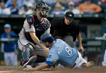 Look for Mauer to jump right back in the top ten in 2012.