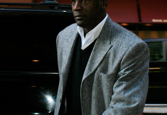 Michael Jordan is among the team owners wanting to reduce the players' share of the income to 47%...much to the chagrin of many current players.
