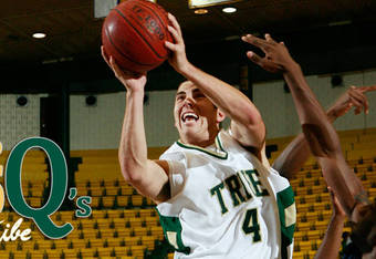 Matt Rum is a key contributor of the bench. (Photo Credit: Tribeathletics.com)