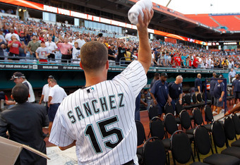Sanchez is one of the building blocks in Miami.