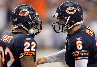 Jay Cutler and Matt Forte's Bears have come up big against some strong opponents this season.