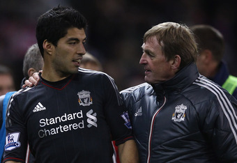 Suarez is at the center of his own racism debacle