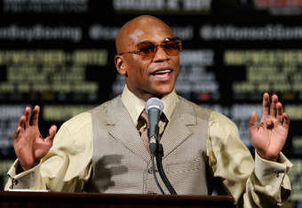 "Floyd ""Money"" Mayweather has discovered Boxing is a Big Money Business"