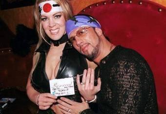 In 2004, Chyna filmed an amateur pornographic film with former WWE costar Sean Waltman.