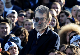 Paterno: Forever a Face in the Crowd with a Black Eye at Penn State
