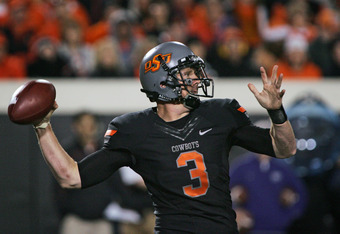 Weeden has proved that he wasn't just a product of Dana Holgorsen's system
