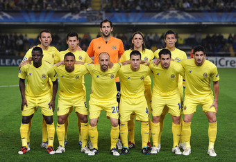 Villarreal and Co. Simply Can't Compete, Both Domestically and In Europe