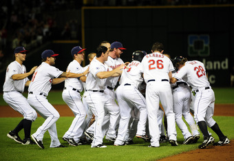 The Indians look to take the wind out from under the Tigers wings in 2012 and win the division