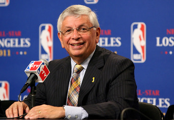 David Stern would be excited by the prospect of better basketball.