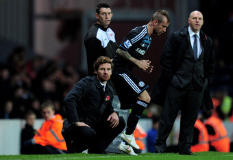 Andre Villas-Boas has his work cut out for him at Chelsea.