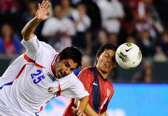 The injury to Jose Torres hurt Klinsmann's Hispanic experiment.
